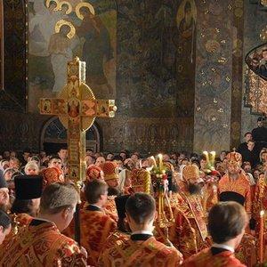 UKRAYNA ORTODOKS KİLİSESİ'NİN BAĞIMSIZLIK TALEBİ KABUL EDİLDİ