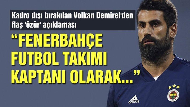 Volkan Demirel Fenerbahçe