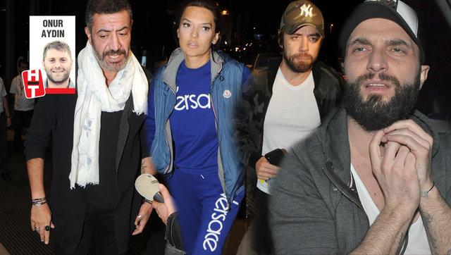 Arda Turan ile kavgasında hastanelik olan Berkay'ı dostları yalnız bırakmadı - Magazin haberleri
