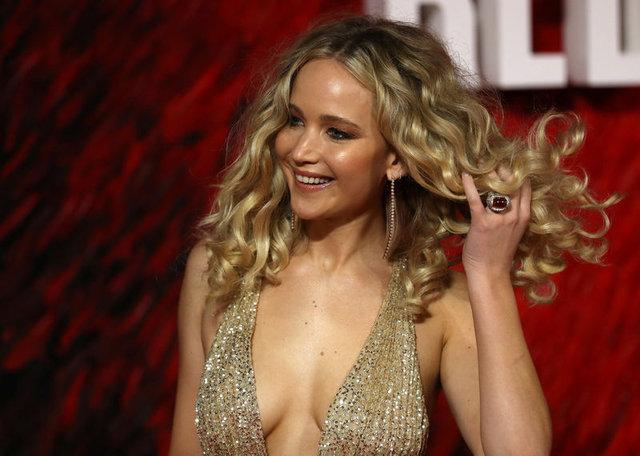 Jennifer Lawrence: Sosyal medyada röntgenci gibiyim - Magazin haberleri