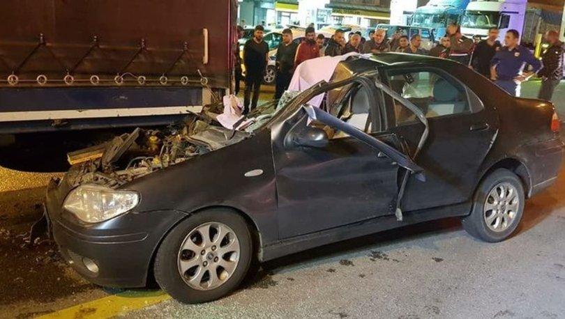 giresun trafik kazası
