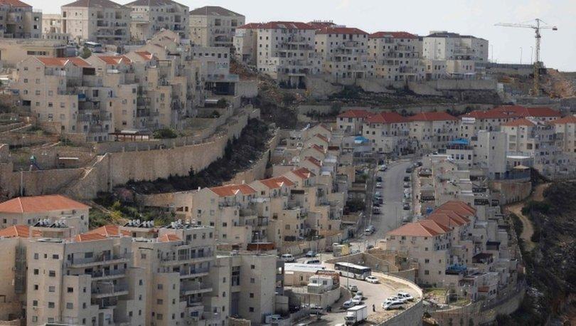 İsrail yerleşim planı