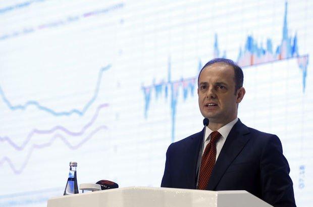 Türkiye Cumhuriyet Merkez Bankası (TCMB) Başkanı Çetinkaya,
