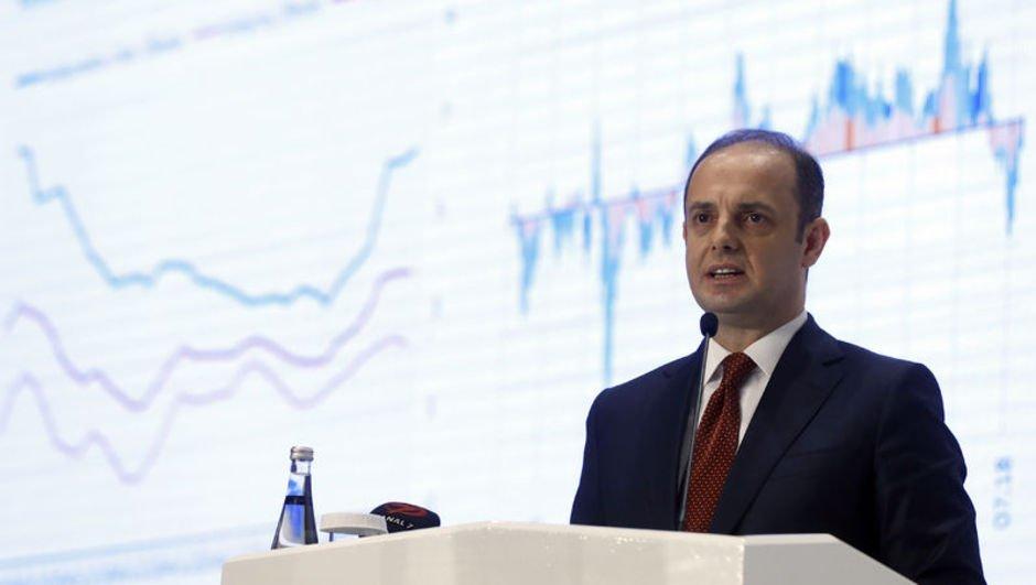 Merkez Bankası Başkanı Çetinkaya'dan flaş açıklama!