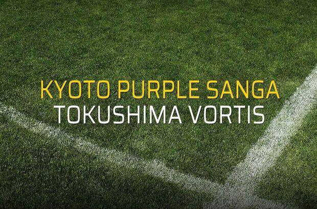 Kyoto Purple Sanga: 1 - Tokushima Vortis: 0