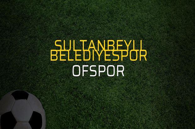 Maç sona erdi: Sultanbeyli Belediyespor: 0 - Ofspor:1