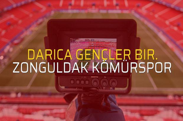 Darıca Gençler Bir.: 0 - Zonguldak Kömürspor: 1 (Maç sonucu)