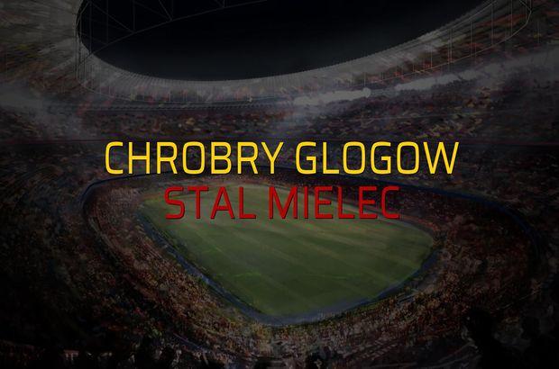 Chrobry Glogow: 0 - Stal Mielec: 0