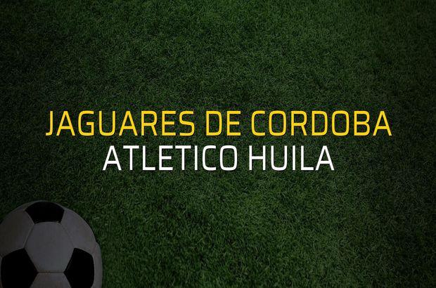 Maç sona erdi: Jaguares De Cordoba: 0 - Atletico Huila:0