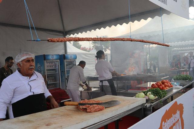 2. Adana Lezzet Festivali başladı