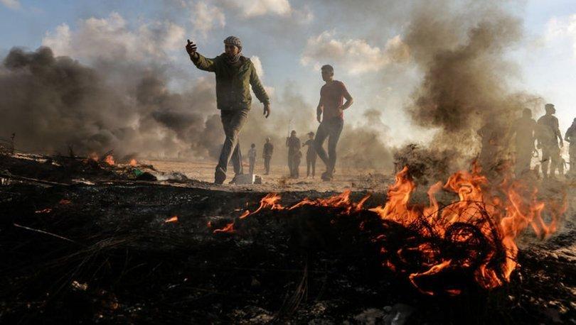 Katar Ezher İsrail Gazze