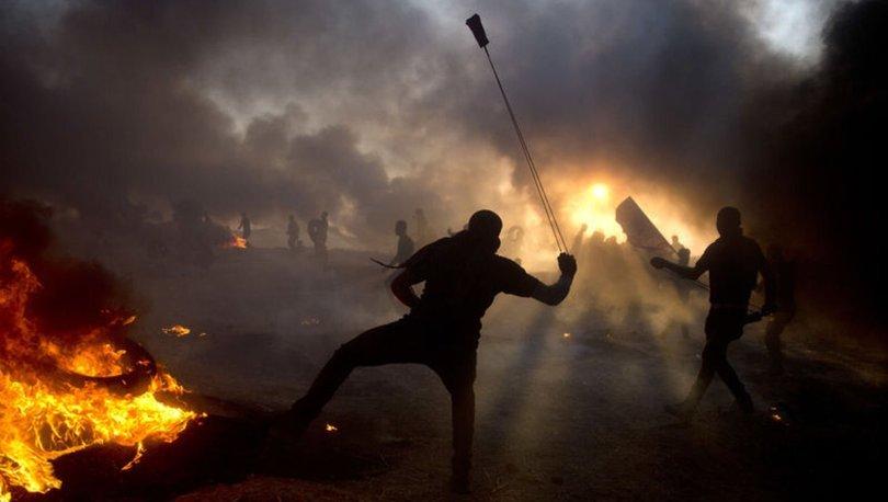 Gazze'de İsrail saldırısı