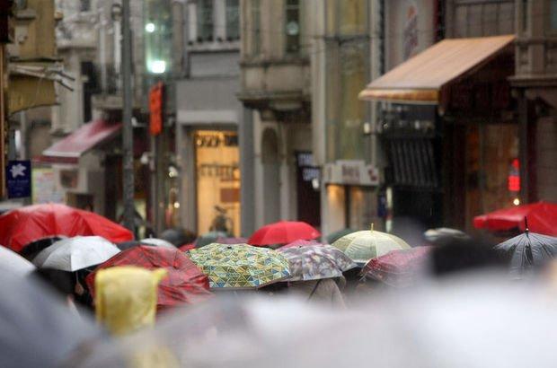Meteoroloji'den İstanbul'a yeni uyarı