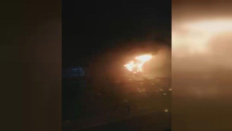 İstanbul Bahçelievler'de korkutan patlama: 2 yaralı