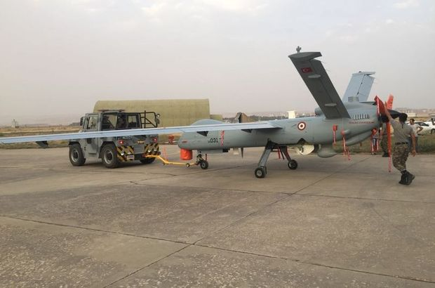 ANKA insansız hava aracı