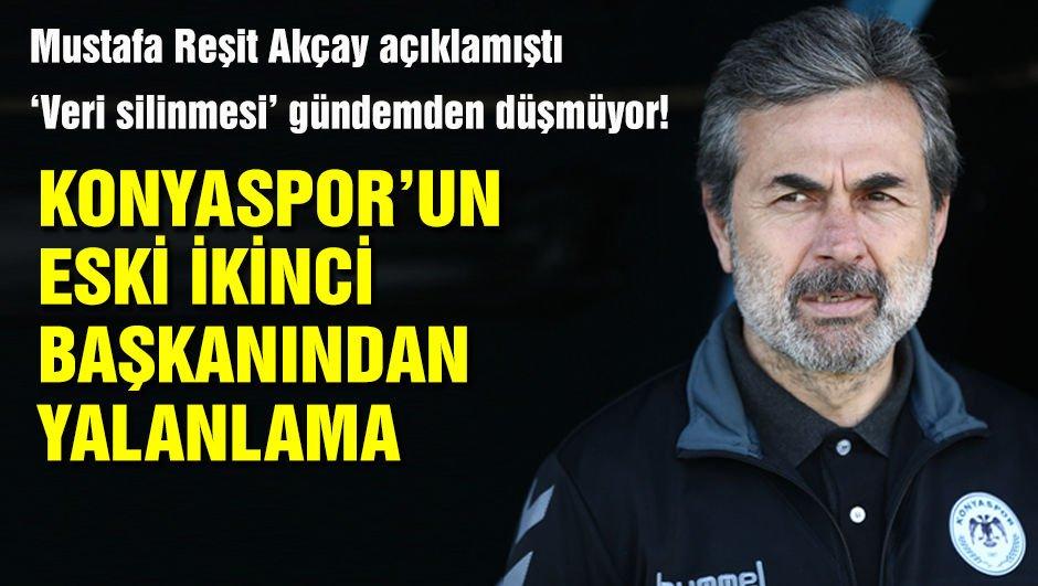 Kocaman'ın Konyaspor dönemine ait iddialara yalanlama!