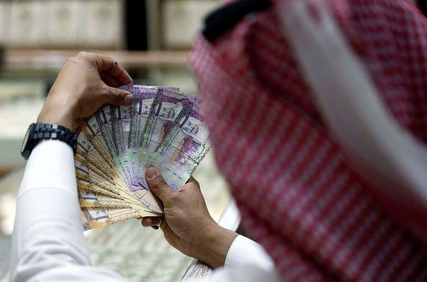 Suudi riyali dolar karşısında sert düştü