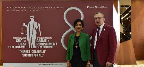 Uluslararası Suç ve Ceza Film Festivali başlıyor