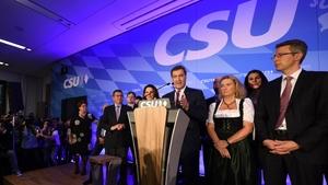Almanya'da Bavyera seçimi sonrası koalisyonun geleceği sorgulanıyor