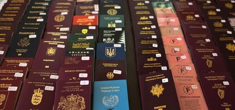 Pasaportunuzu taratırken, buna dikkat edin!
