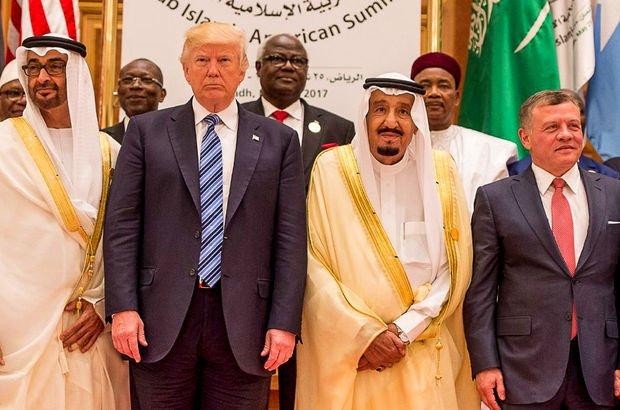 Trump, Kral Selman'ı aradı: Derhal bakanımı gönderiyorum!