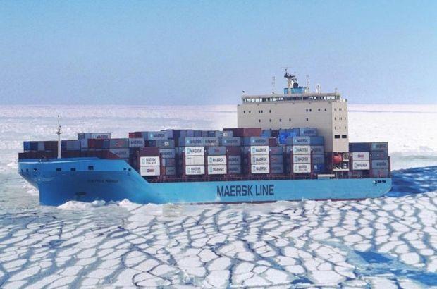 Venta Maersk, Süveyş yerine Kuzey Kutbu rotasından geçerek seferini 16 gün erken bitirdi