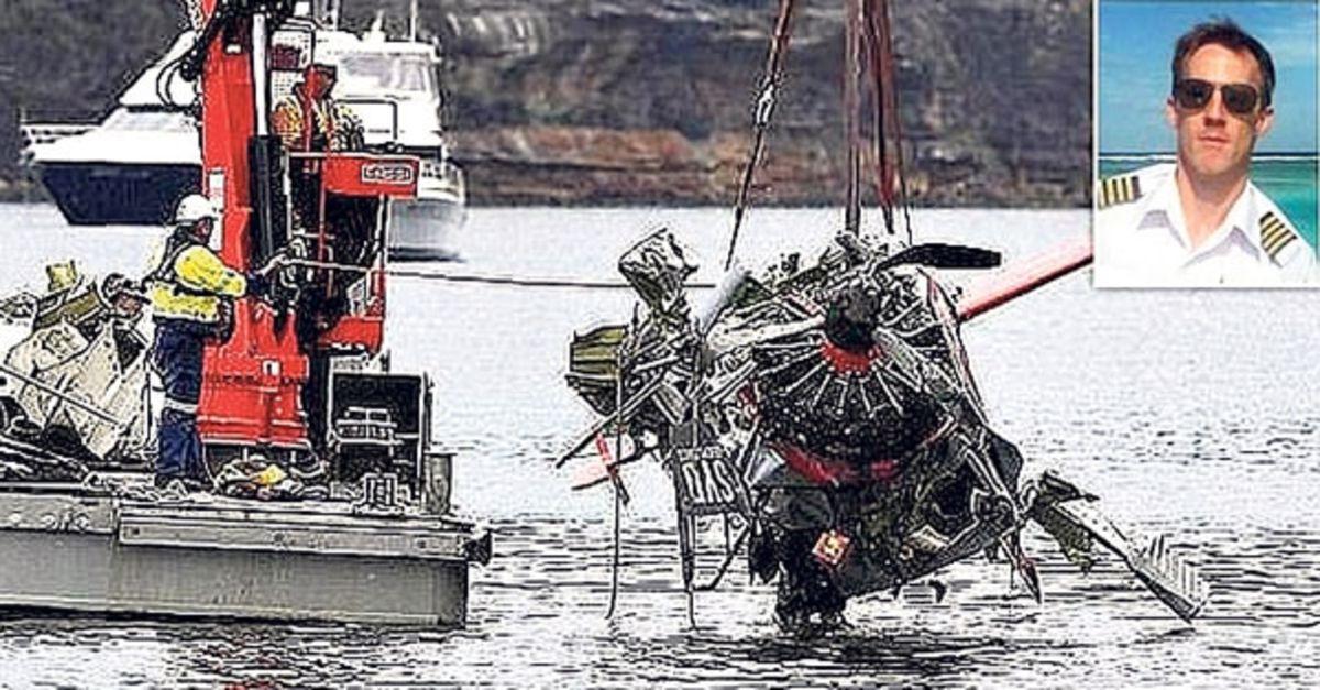 Avustralyadaki uçak kazasına selfie neden olmuş 62