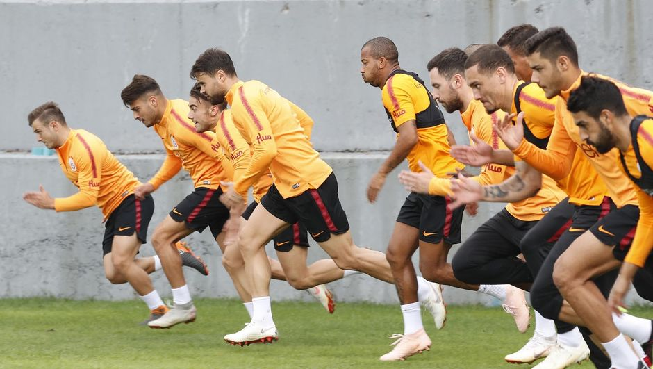 Galatasaray'da Eren sevinci
