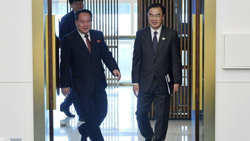 Kuzey Kore ve Güney Kore arasındaki yollar birleşiyor!