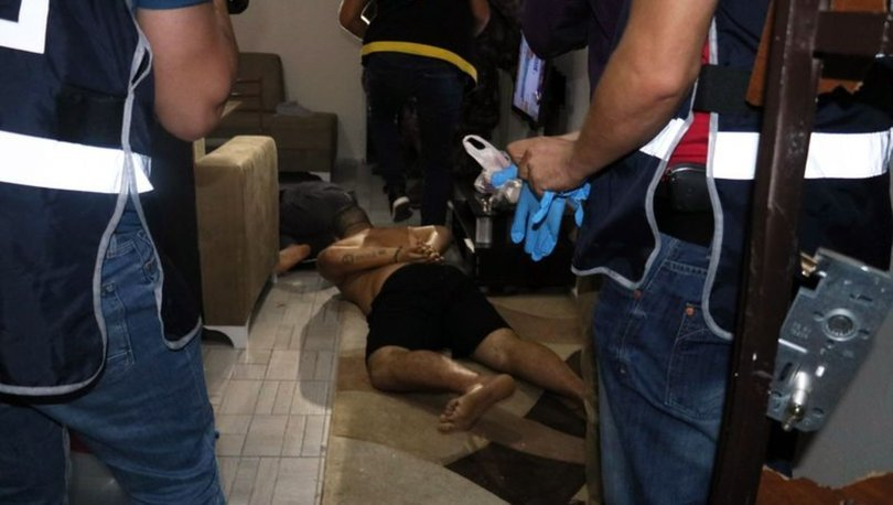 20 vatandaşı dolandıran çete lideri yatağında yakalandı