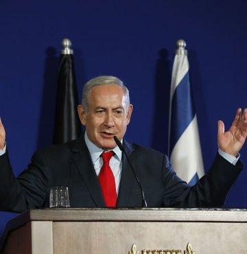 İsrail Başbakanı Netanyahu, abluka altındaki Gazze Şeridi