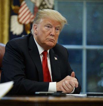 Son dakika! ABD Başkanı Donald Trump, Kaşıkçı olayı yüzünden Suudi Arabistan