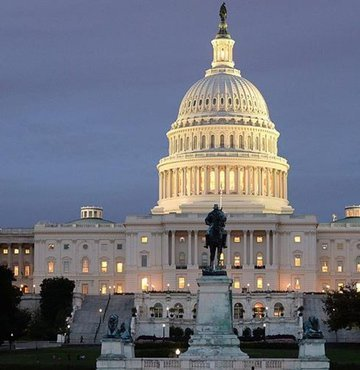 Son dakika! ABD Temsilciler Meclisi