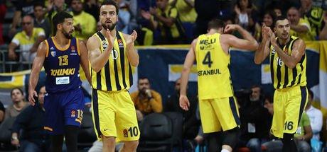 Fenerbahçe ikide iki yaptı!
