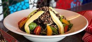 Diyet salata tarifleri : İşte pratik, doyurucu, farklı ve tok tutan diyet salata tarifleri...