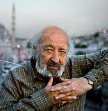 İstanbul'da kaldırıldığı hastanede kalp yetmezliği nedeniyle 90 yaşında hayatını kaybeden fotoğrafın efsanesi Ara Güler
