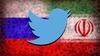 Twitter, Rusya ve İran bağlantılı troll hesapların attığı 10 milyondan fazla tweeti paylaştı
