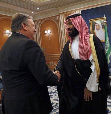 NYT: ABD istihbaratı Selman'ın rolü olduğuna ikna oldu!