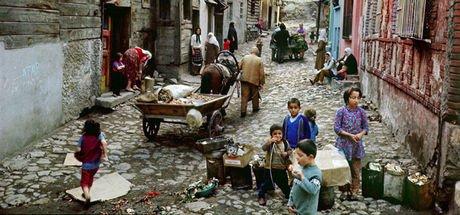 Ara Güler'den eski İstanbul fotoğrafları