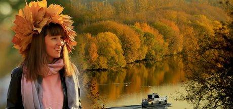 Moskova'da sonbaharın renkleri büyüledi