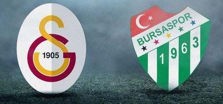 Galatasaray - Bursaspor maçının saati değişti