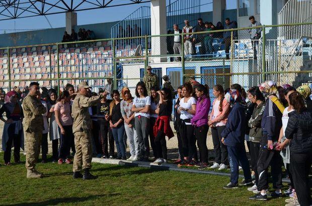 Bitlis'te 40 kadının koruculuk mücadelesi!