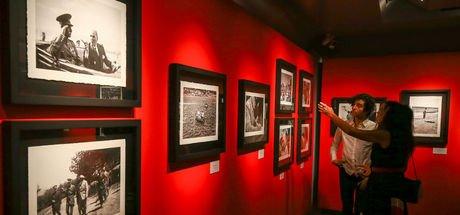 Mustafa Kemal Atatürk'ün sergisi açıldı