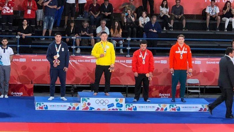 Gençlik Olimpiyatları'nı 11 madalya ile tamamladık
