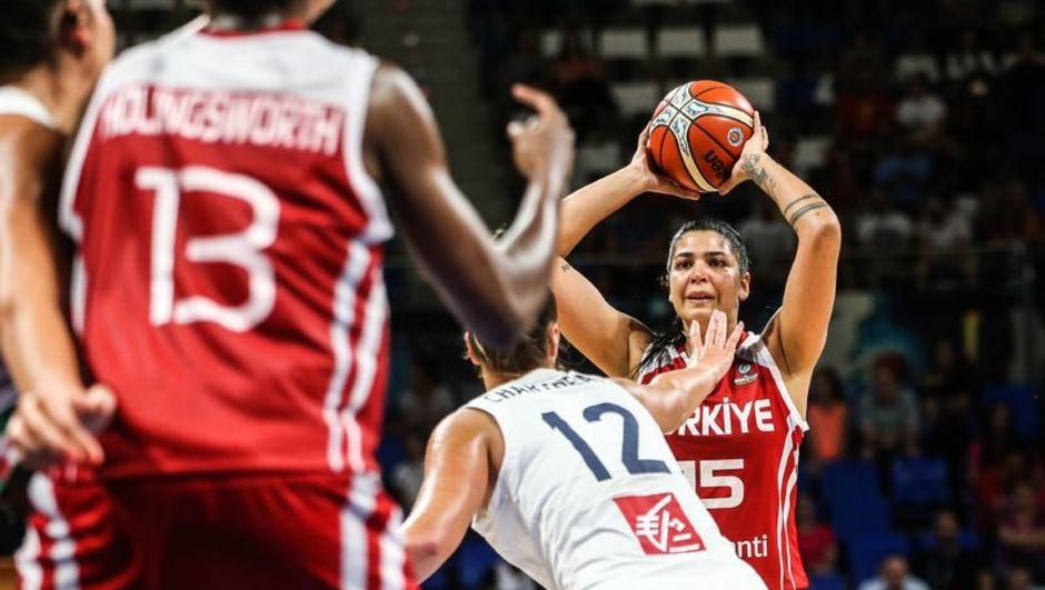 A Milli Kadın Basketbol Takımı'na yeni menajer belli oldu