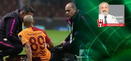 """""""Galatasaray sakata geldi"""""""