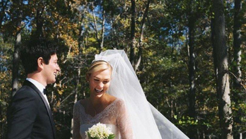 Karlie Kloss ile Joshua Kushner evlendi (Ivanka Trump ile elti oldu) - Magazin haberleri