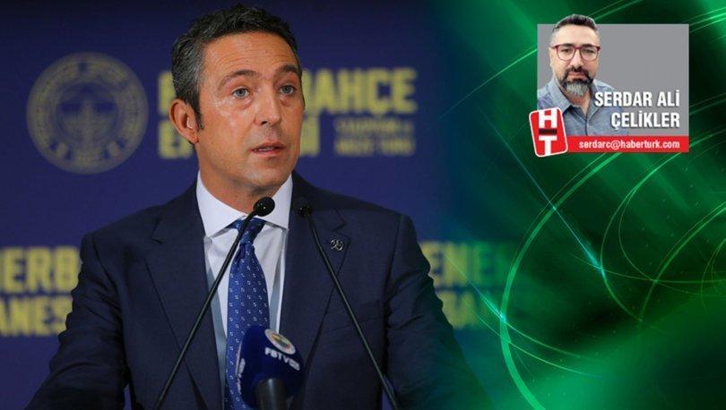 Serdar Ali Çelikler: Bu elenme Ersun Yanala yazar 63