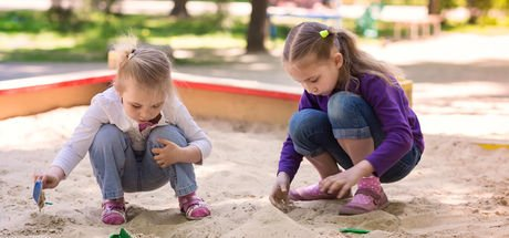 Parklardaki kum havuzlarına dikkat!