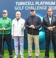 Dışişleri Bakanı Mevlüt Çavuşoğlu, Kemer Country Golf Kulübünde 4. kez gerçekleştirilen Turkcell Platinum Golf Challenge
